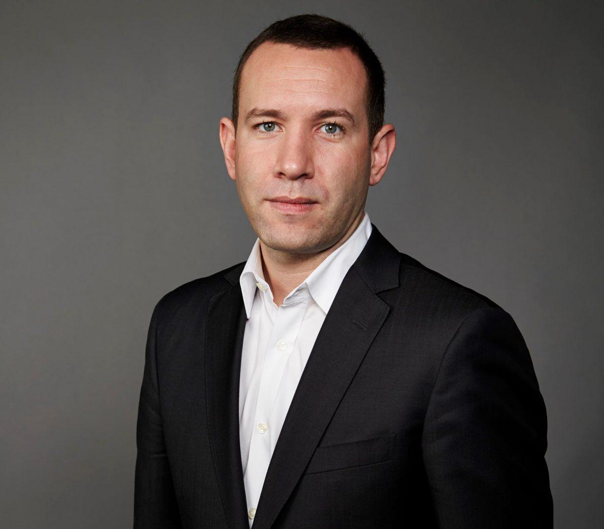 Mat Baxter, noul Global CEO, Initiative