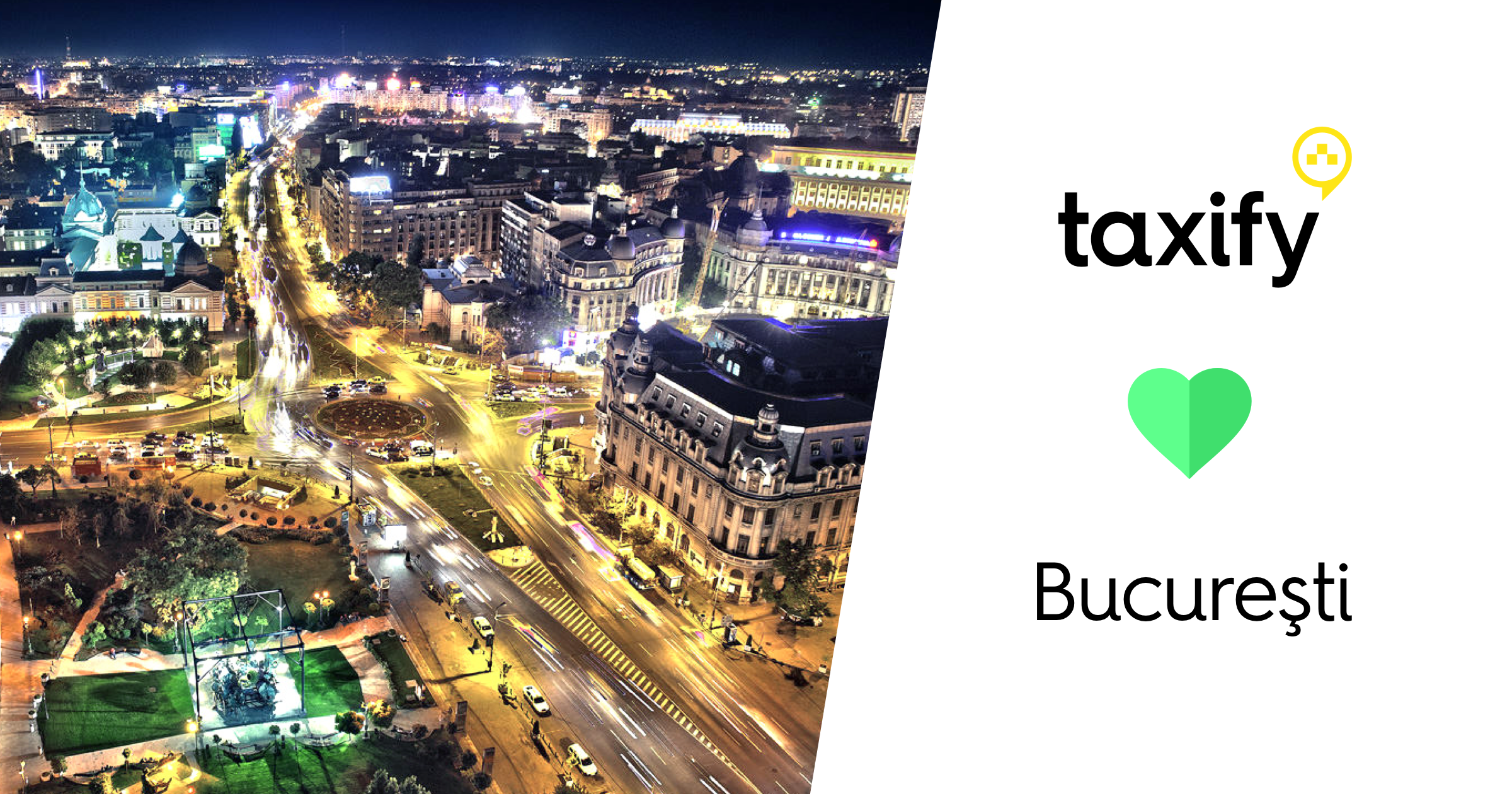 Applicatia de transport Taxify, acum disponibila si in Romania
