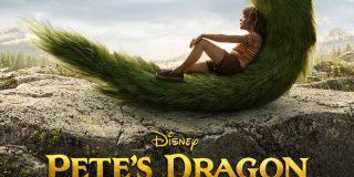 Filmul Pete's Dragon a ajuns in cinematografele din Romania