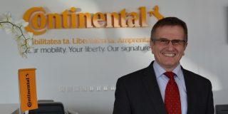 Joachim Zirbs este noul director al Continental Brașov