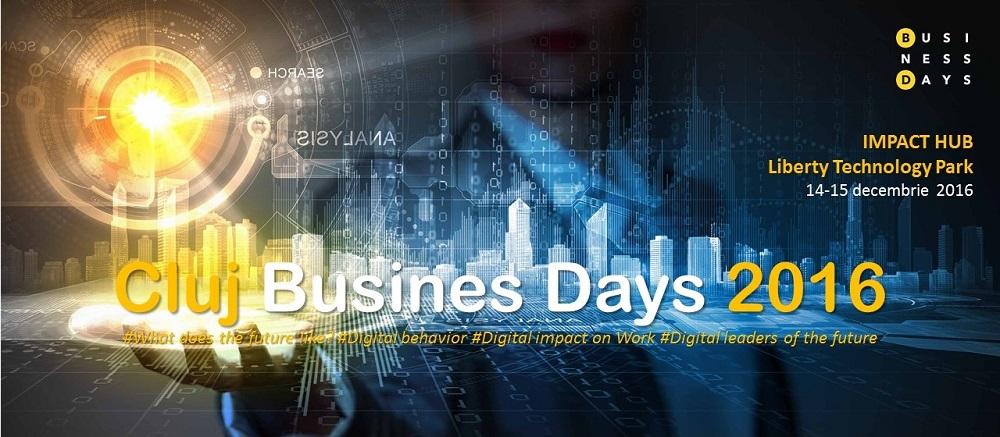 Cluj Business Days
