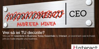 Interact organizeaza Business Today Essentials – o simulare de business pe o tabla de joc dezvoltata.
