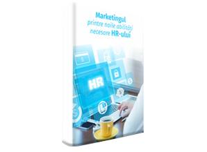 Marketingul, printre noile abilități necesare HR-ului