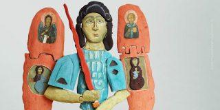 Expozeu iconografic la Muzeul Național al Țăranului Român
