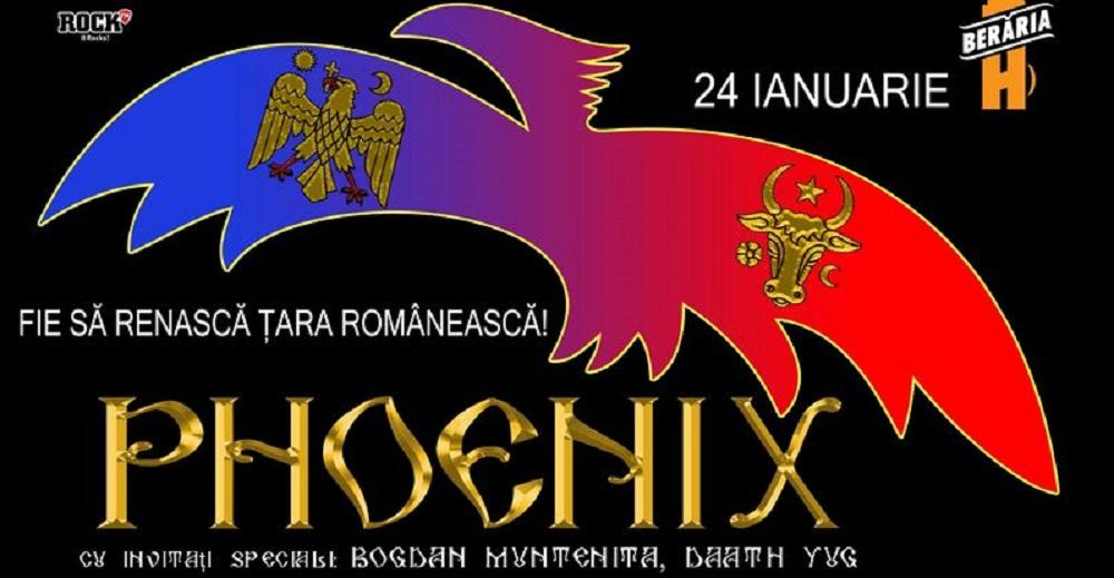 Concert Phoenix la Berăria H