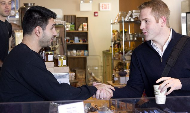 "A new chorus has cast a spell over the business world: ""customer relationship""."