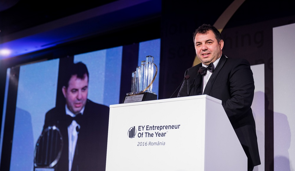 Antreprenorul anului 2016 în România