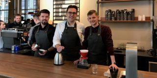 Fondatorii Salad Box si Marty Restaurants investesc 500.000 de euro in Narcoffee Roasters