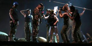 """Teatrul National """"I.L.Caragiale"""" Bucuresti a programat pentru vineri, 3 februarie, ora 19, la Sala Studio spectacolul """"No Man's Land"""""""