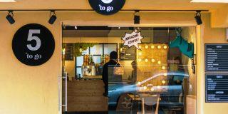 Lanțul de cafenele 5togo ajunge la 40 de unități