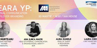 Seara YP: Comunicare internă şi Employer Branding