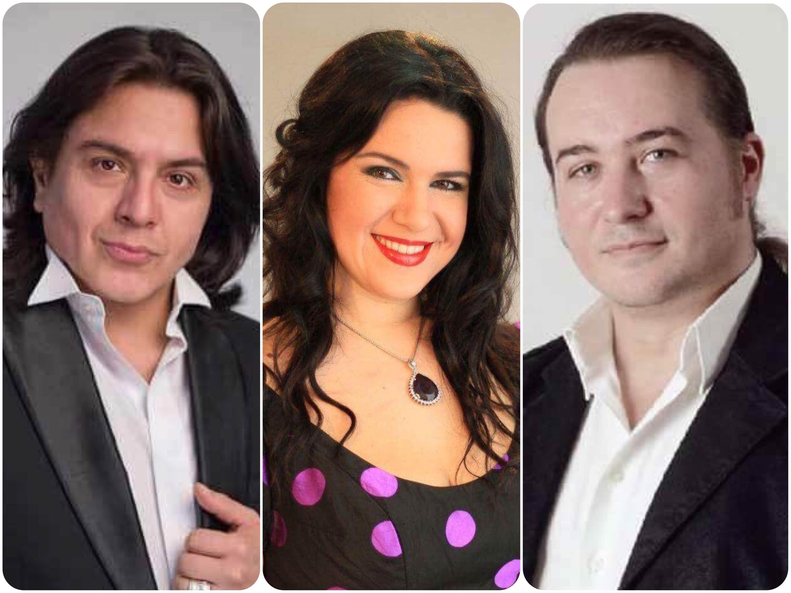 """Fundatia Calea Victoriei te provoaca sa descoperi operele celui mai iubit compozitor italian, la Concertul de Gala """"I LOVE VERDI""""."""