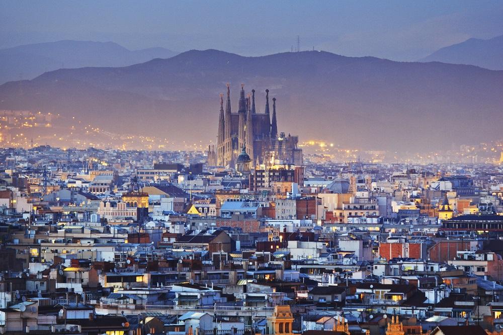 Barcelona, orasul din Spania preferat de turistii romani