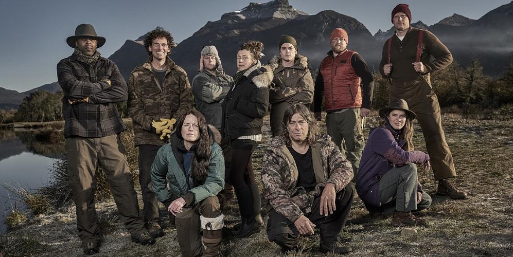 """""""Singuri"""", experiment de supraviețuire filmat în Patagonia, revine pe TV"""