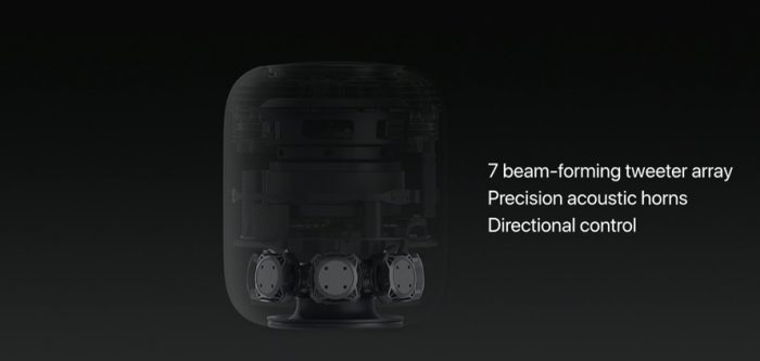 Homepod, Apple WWDC2017