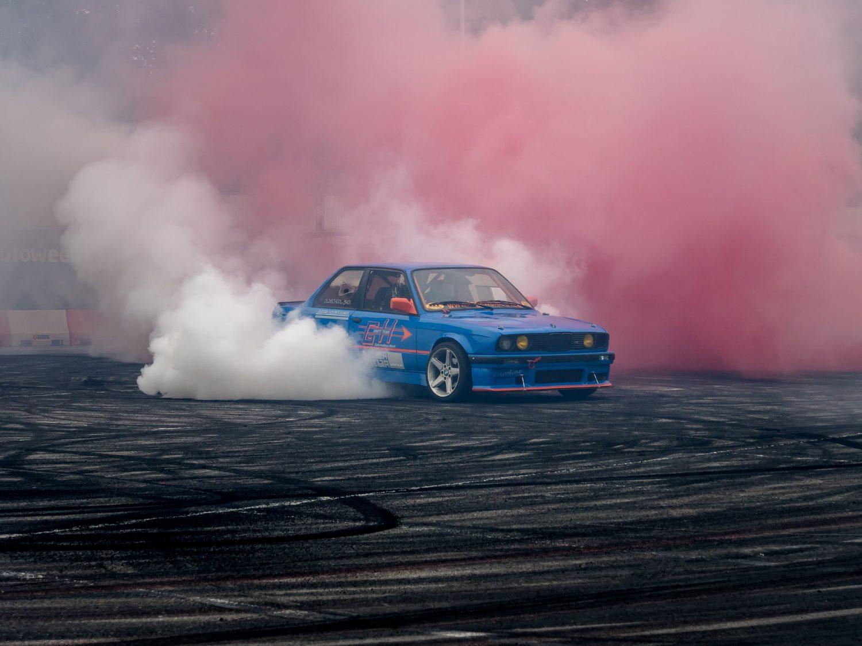 ATBS: un spectacol automotive pentru impatimitii volanului