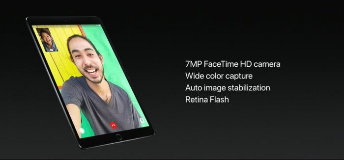 iPad, AWWDC17