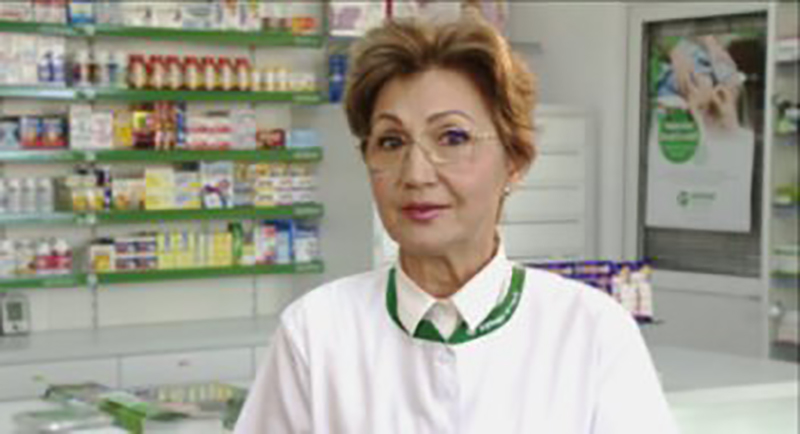 Luminita Mitrea – Manager si Administrator la Farmacia Hipocrat din Constanta, farmacie care s-a asociat proiectului Alphega