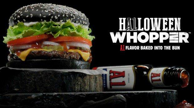 "Zece reclame ""teribile"" de Halloween, burger-king"