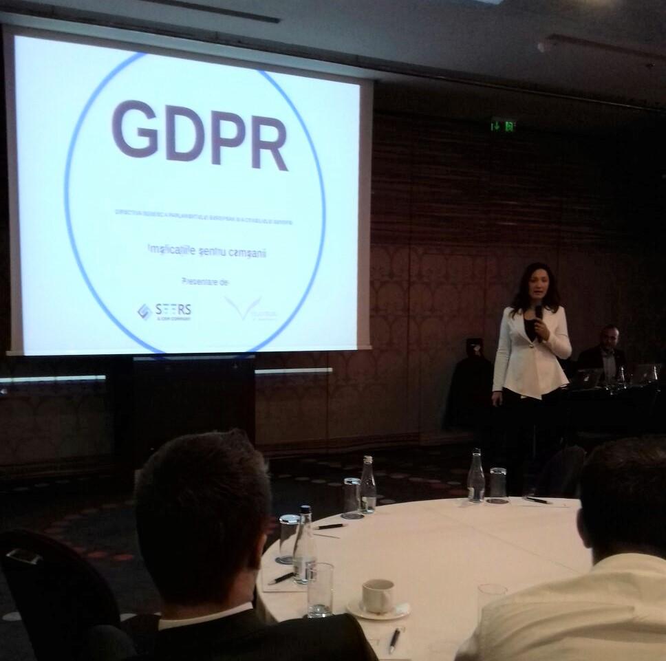 Introducere in GDPR: noi reglementari pentru prelucrarea datelor (I)