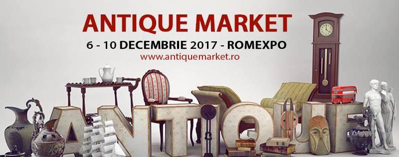 Antique Market – Targ de obiecte de arta si antichitati