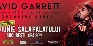 Surpriza de proportii pentru iubitorii de concerte din Romania!
