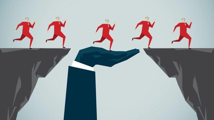 """""""Leadership-ul servil"""" si modul in care cele 5 principii ale sale sporesc succesul unei afaceri"""
