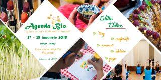 Agenda Bio #8 – editie Detox – pentru un stil de viata sanatos