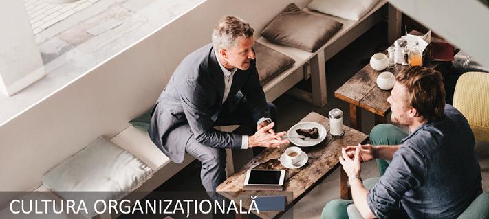Cultura organizațională și cea digitală cresc productivitatea angajaților