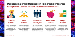 """Differences"" between decision-makers in Romanian companies"