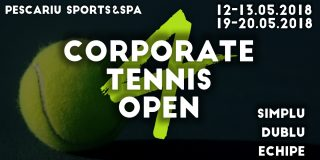 turneul de tenis Corporate Tennis Open