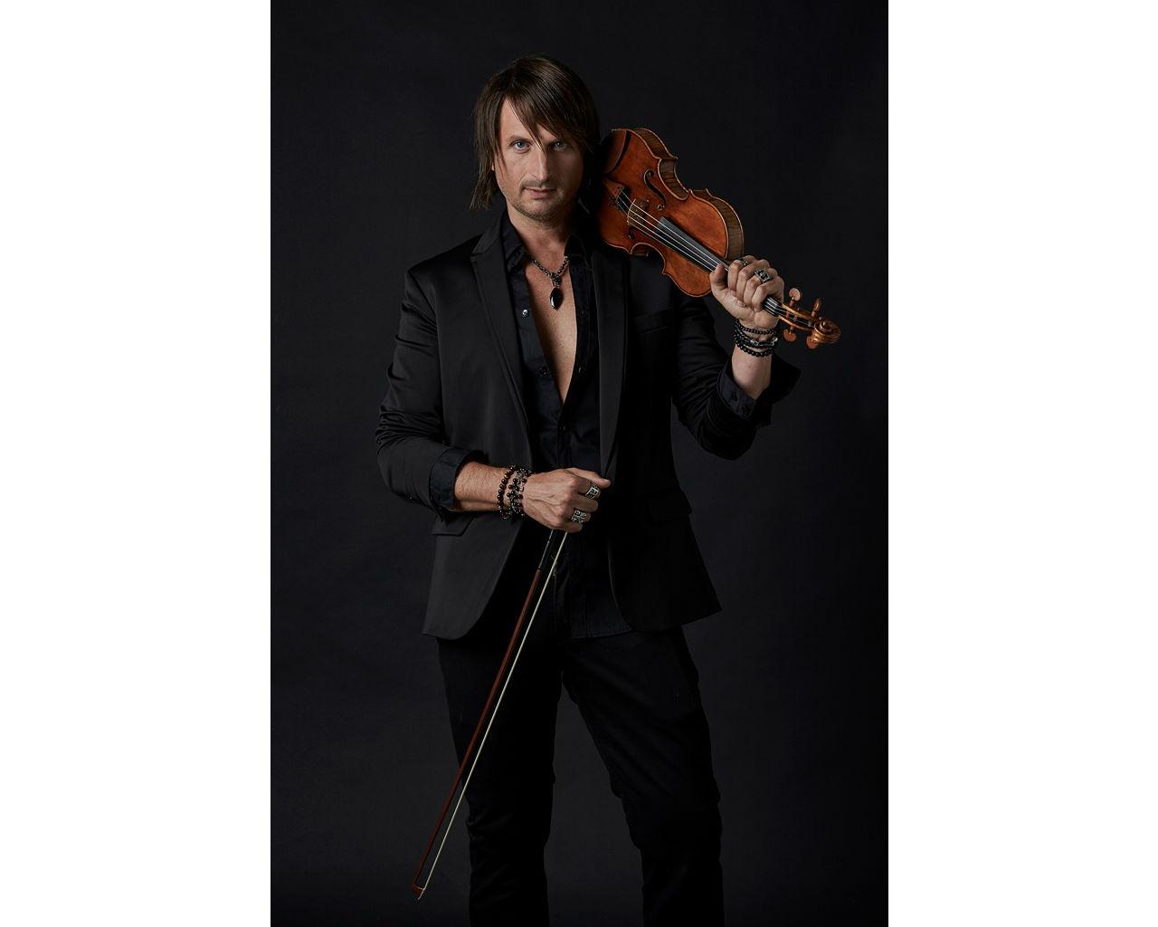 Edvin Marton, concert la Sala Palatului