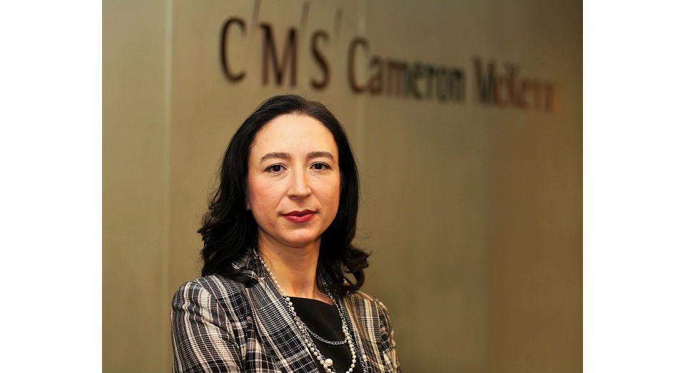 Rodica Manea, nou partener al CMS România