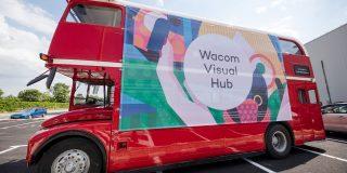 Wacom Visual Hub, primul autobuz dedicat creativilorWacom Visual Hub, primul autobuz dedicat creativilor
