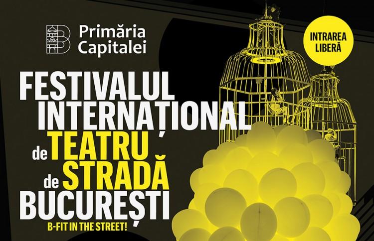 Festivalului International de Teatru de Strada Bucuresti