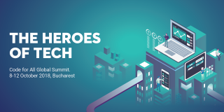 Code for All Global Summit - The Heroes of Tech