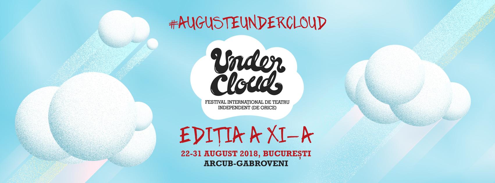 Incepe o noua editie a Festivalului International de Teatru Independent UNDERCLOUD