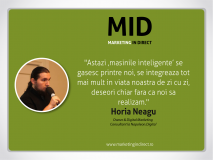 Azi doer. Maine thinker. - 2