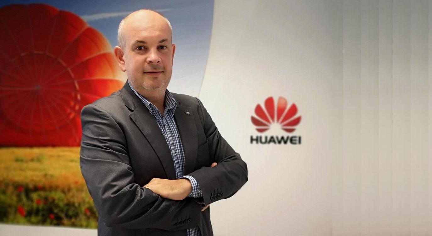 Calin Clej - Director de Marketing Huawei CBG Romania