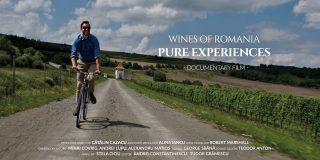 Descopera secretele turismului viticol local, in filmul documentar Wines of Romania – Pure Experiences