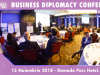 Diplomati si lideri de business din tara si strainatate se vor reuni la Bucuresti, la Conferinta Internationala de Business Diplomacy