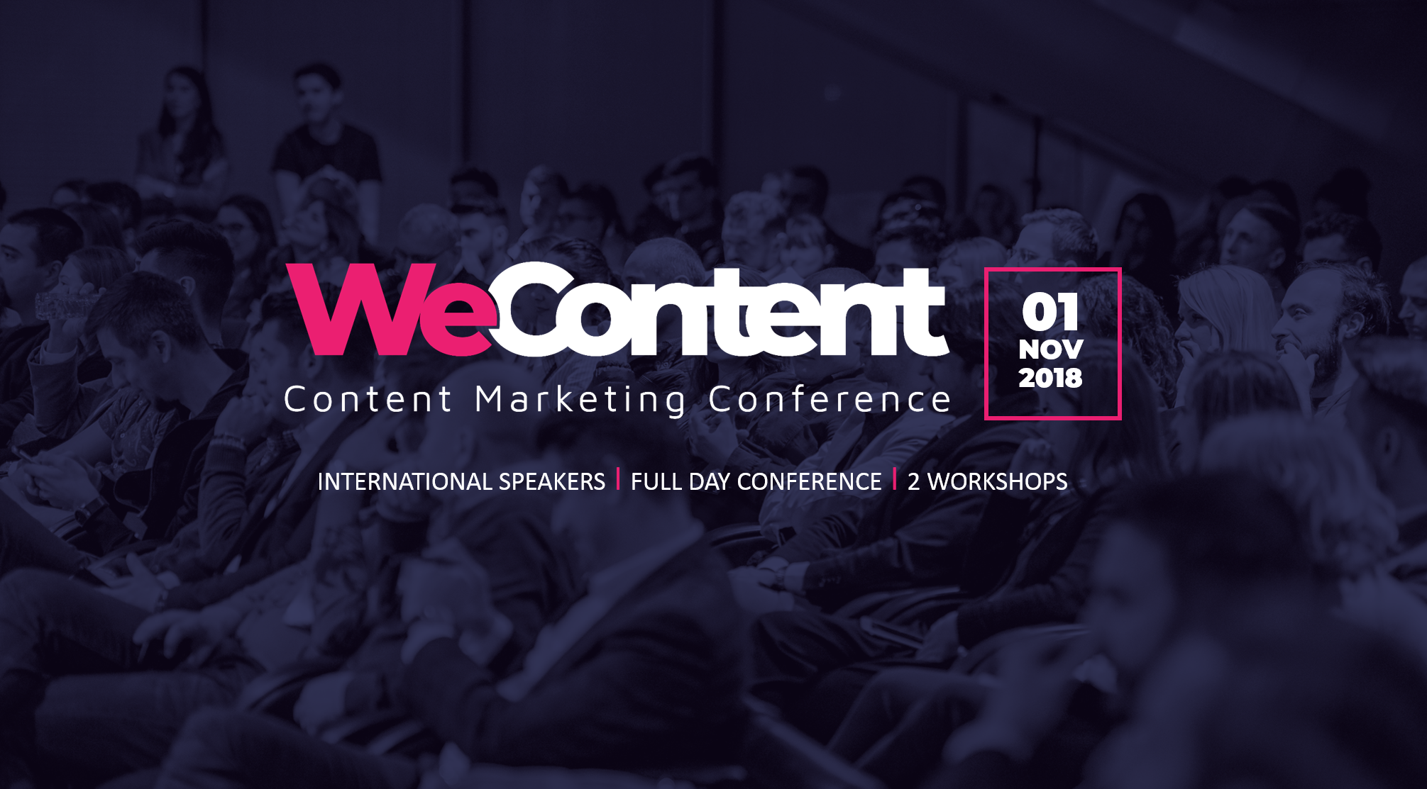 Experti din Romania si UK, la cel mai important eveniment de content marketing din Romania