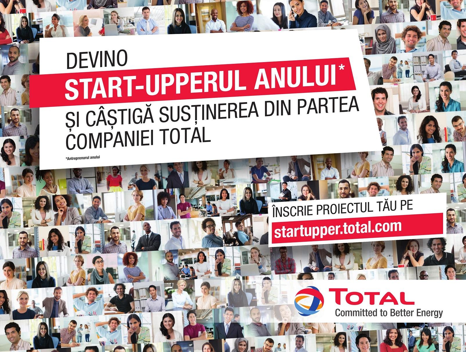 Startupper-ul Anului vizeaza sprijinirea și recompensarea tinerilor antreprenori.