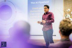 Afla cum inteligenta artificiala si tehnologiile viitorului schimba sistemul bancar si influenteaza cybersecurity la Codiax 2018 - 2