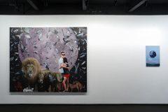 Descopera cele mai recente serii de lucrari ale artistului Roman Tolici la Galeria Mobius 2