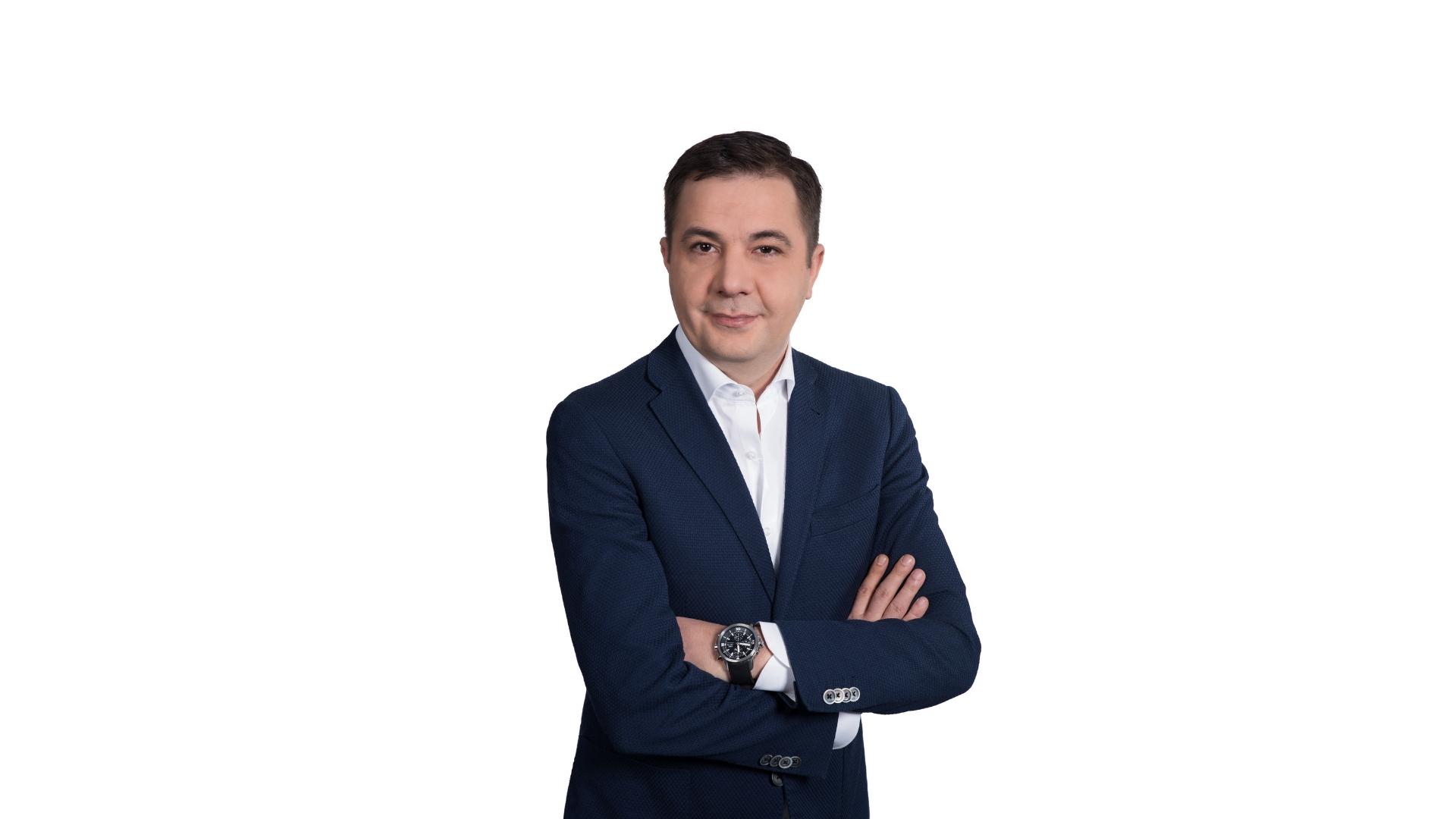 Dragos Constantinescu numit Presedinte al Ursus Breweries 1
