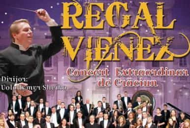 Regal Vienez - Concert Extraordinar de Craciun gazduit de Teatrul National din Bucuresti