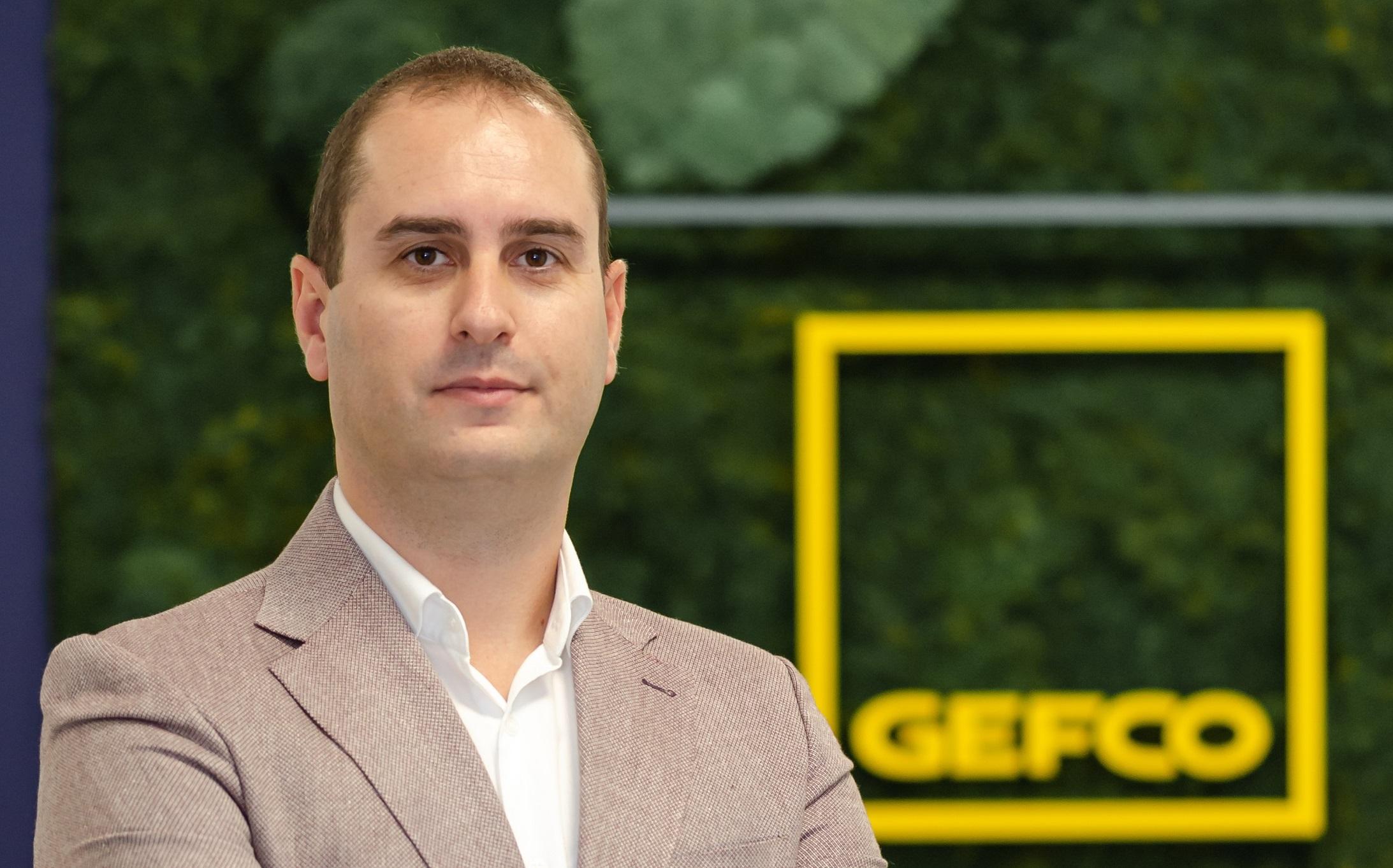 Dan Chiran - noul Manager de Transporturi Rutiere de Marfuri si Depozitare la GEFCO Romania