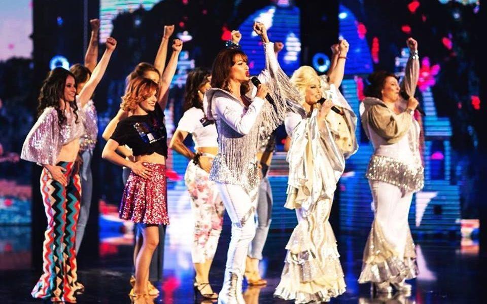 Mamma Mia! O reprezentatie irezistibila si incendiara la final de an! 1
