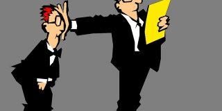 Aproape jumatate dintre angajatii romani sunt criticati sau penalizati de catre sefi atunci cand gresesc